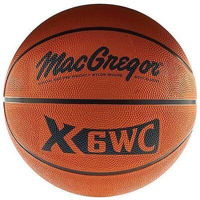 Macgregor Rubber Basketball Official Size