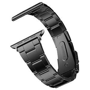 JETech Replacement Band for Apple Watch 42mm Series 1 2 3(Black)