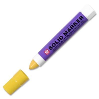 4x Sakura Solidified Paint Markers Solid Markers Yellow Solid Markers Xsc 3