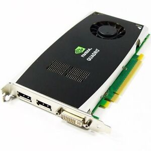 nVidia Quadro FX1800 Workstation Graphic Card