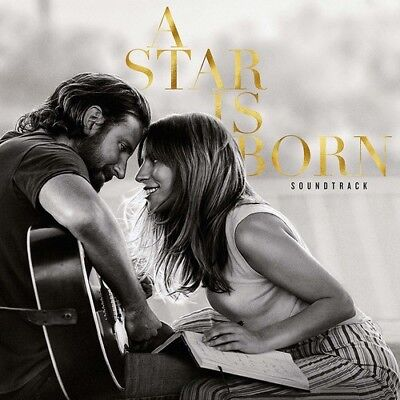 Lady Gaga/Bradley Cooper - A Star Is Born (Original Soundtrack) NEW CD Explicit