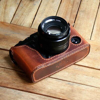 Fuji, Fujifilm X-Pro1 / X pro1 / Xpro-1 case  - Arte di mano -