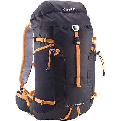 Zaino Sci Alpinismo Arrampicata Ghiaccio Escursionismo CAMP M2 Arancio - 0729