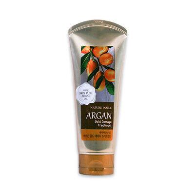 [WELCOS CONFUME] Nature Inside Argan Gold Damage Treatment - 200g