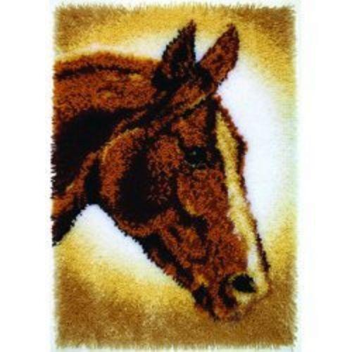 Horse Latch Hook Kit Ebay