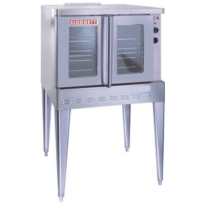 Blodgett Sho-g - Gas Convection Oven Single Stack - Natural Gas Model