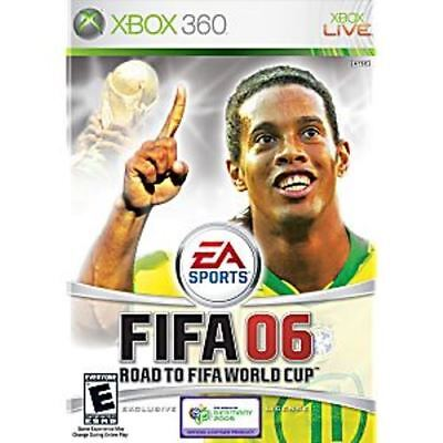 New: FIFA 2006 - Xbox 360: Xbox 360, Xbox 360 Video Game for sale  Shipping to India