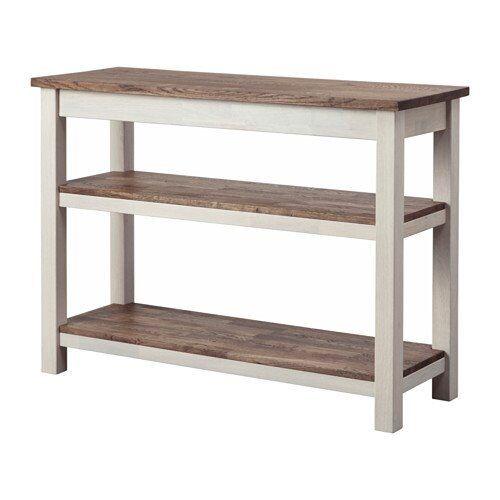 Sideboard / Kitchen Island - Ikea KEJSARKRONA Oak/White - Orig £200 - for £75 - Great Condition