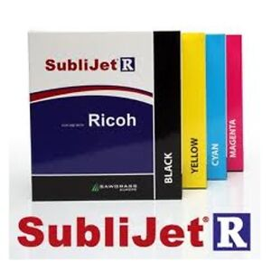 Sawgrass SubliJet R for Ricoh GX 7000/5050 series, Yellow - 209124