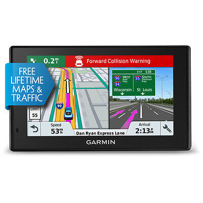 Brand New  Garmin Drivesmart 51 Na Lmt S With Lifetime Maps Traffic  Retail Box