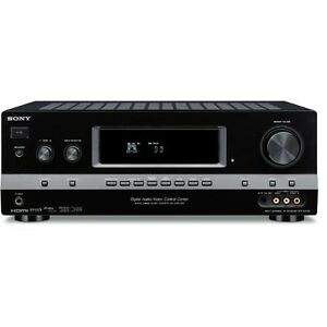 Sony HTR-D700 Receiver with remote and HDMI Output