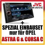 2 DIN Radio Opel