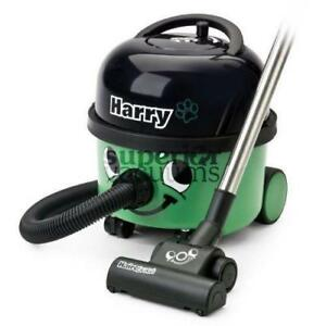 Numatic Canister Vacuum, Harry With H1 Kit & Air Turbo