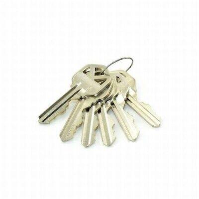 Kwikset Keys To Re-key Kwikset Smartkey Locks Set Of 6 Keys Only No Tool