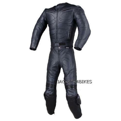 2 Piece Motorcycle Leather Suit Ebay