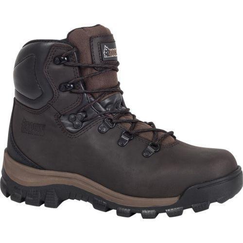 Mens Insulated Waterproof Work Boots Ebay