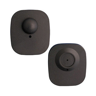 8.2mhz Checkpoint Compatible Mini Tag Black Style 1000 Count New