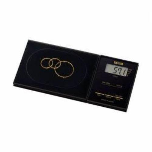 how to set tanita scale