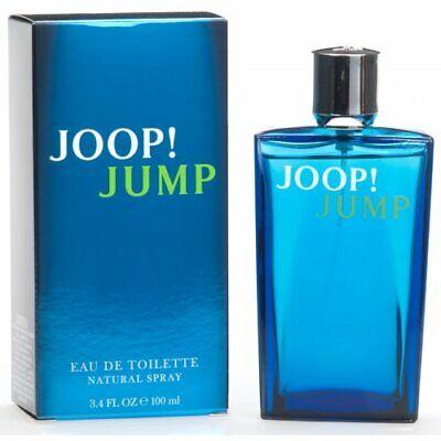 JOOP JUMP FOR MEN 100ML EAU DE TOILETTE SPRAY BRAND NEW & SEALED