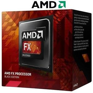 NEW AMD FX 4.0GHZ PROCESSOR - 111284113 - 16MB TOTAL CACHE - BLACK EDITION