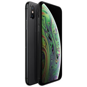 New! Apple iPhone XS 64GB - Space Grey - Rogers/Bell/TELUS =