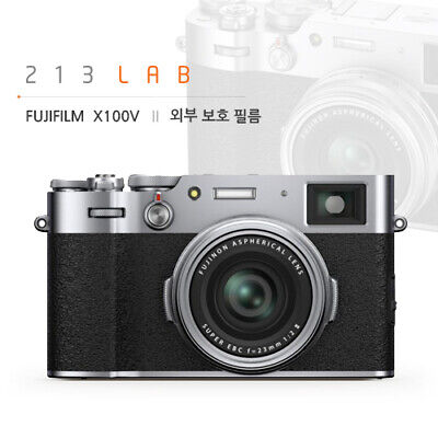 All Body Protection Film for Fujifilm X100V (by 213LAB)