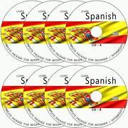 Learn Spanish Audio CD