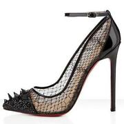 Heels with Spikes