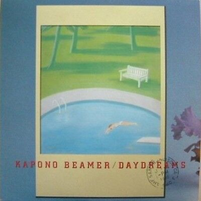 KAPONO BEAMER - Daydreams (Japan Import Hawaiian CD, 1986, CBS/Sony 32DP 434)
