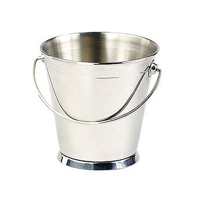 Clipper Mill Stainless Steelserving Pail 4.5x4.5inches