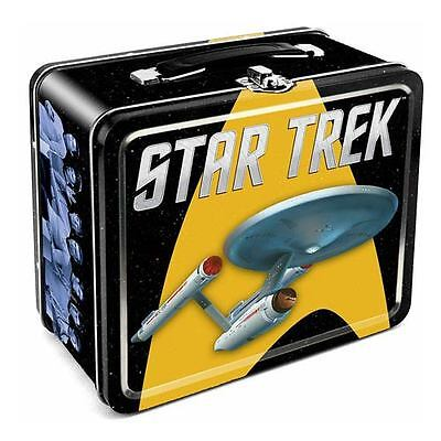 Star Trek TOS Tin Lunch Box New & Unused