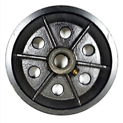 8 X 2 V-groove Wheel With Bearing - 1 Ea