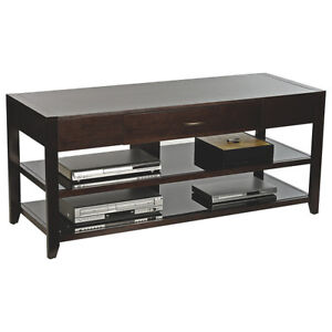 """Z-Line Designs Lyle TV Stand for TVs Up To 65"""" New in open box"""