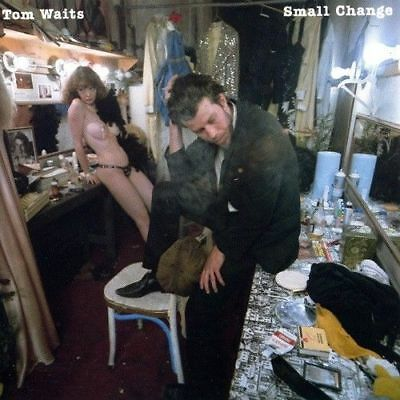 TOM WAITS SMALL CHANGE 180 GRAM VINYL LP (2018 Remastered)