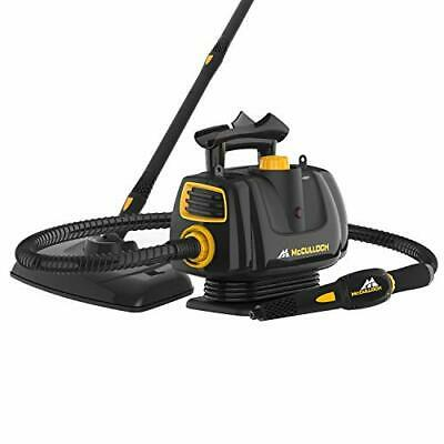 McCulloch 1500W Multi Purpose Deluxe Canister Steam Cleaner With 16 Accessories