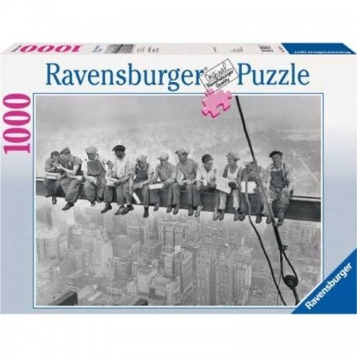 1000  PUZZLE LUNCHTIME 1932, RAVENSBURGER 156184