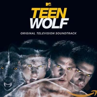 VARIOUS - Teen Wolf original Television - Original Score - CD - Import - $23.95