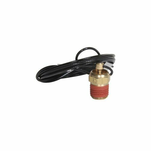 """1/4 NPT Compressor Tank Condensate Water Drain Valve W/ 60"""" Pull Cable Cord"""