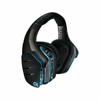 Logitech G933 Artemis Spectrum RGB7.1 SurroundSound WirelessHeadphones with Mic