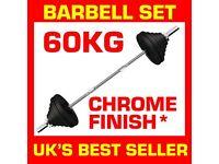 Barbell set 60kg