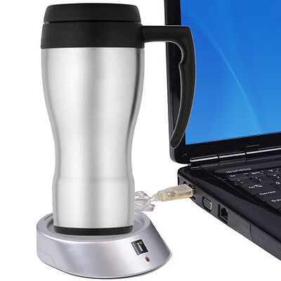 USB Powered Cup Mug Warmer iessentials IE-CW1  ()