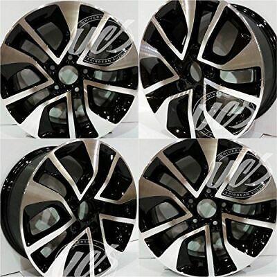 16 X 6.5 CIVIC Alloy Wheels Rims