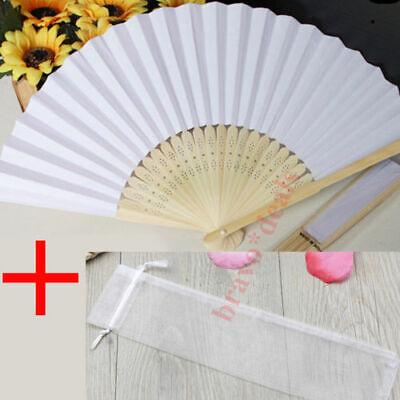 10-40x Handfächer Taschenfächer Hochzeit Holz Tanz Fächer Kostüme - Tanz Kostüme Dekorationen