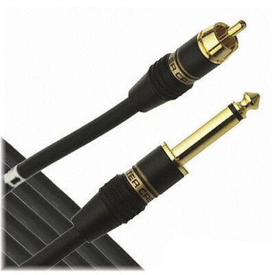 Monster Studiolink Interconnect (Monster StudioLink MSL-CM-3 Interconnect Stereo Cable (TRS-RCA) - 3 Meter (10ft) )