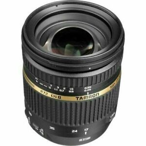 Canon wide angle lens 17-50mm (tamron)