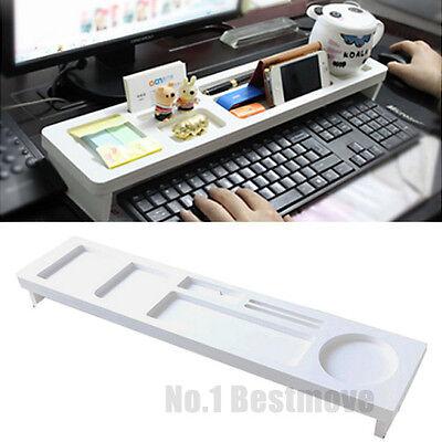 New Office Tidy Multifunction Desktop Storage Rack Desk Organizer Holder Shelf