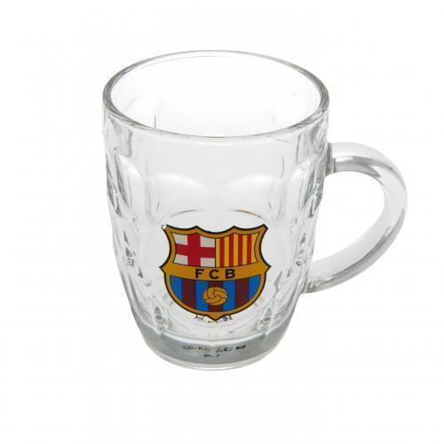 Barcelona Tankard Glass