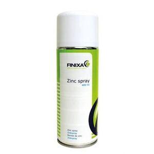 Aérosol spray peinture Bombe de zinc 400ml TSP 410 FINIXA - France - État : Neuf: Objet neuf et intact, n'ayant jamais servi, non ouvert, vendu dans son emballage d'origine (lorsqu'il y en a un). L'emballage doit tre le mme que celui de l'objet vendu en magasin, sauf si l'objet a été emballé par le fabricant d - France