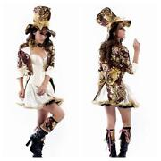 Alice in Wonderland Mad Hatter Costumes