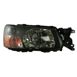 03 Subaru Forester Headlight